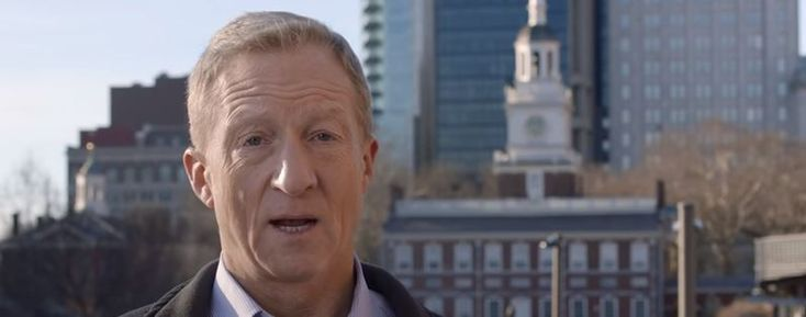Watch The Brutal New Tom Steyer Ad Calling For Trump Impeachment