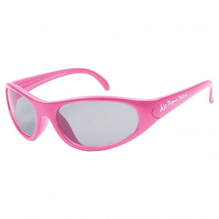 Jojo Maman Bebe Baby & Junior Fuschia Sunglasses