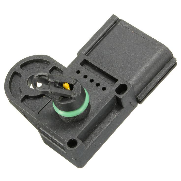 Intake Manifold Air Pressure Sensor MAP 0261230044 For Ford Focus Mondeo Volvo