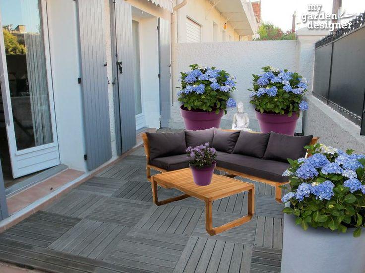 70 best terrasse \ balcon images on Pinterest Landscaping