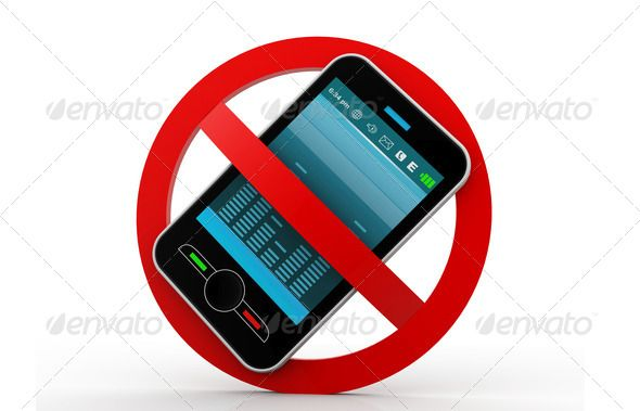 3d illustration of No cell phone sign ... <p>3d illustration of No cell phone sign</p> 3d, allowed, ban, button, call, cell, cellphone, cellular, circular, communication, compulsory, forbid, forbidden, icon, illustration, label, mobile, no, not, phone, prohibited, prohibition, receiver, red, regulation, restricted, restriction, ring, round, rule, sign, stop, symbol, telephone, telephony, warning, white