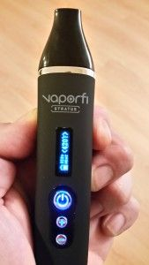 Loving the new Stratus from VaporFi! Got some nice White Rhino in it now...awesome, sweet, pure tasting vapor! This thing has had me smiling all week-end! Check it out!