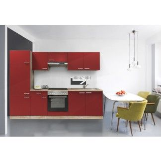 Meister Complete keuken 270cm beuken met keukenapparatuur 800 euro
