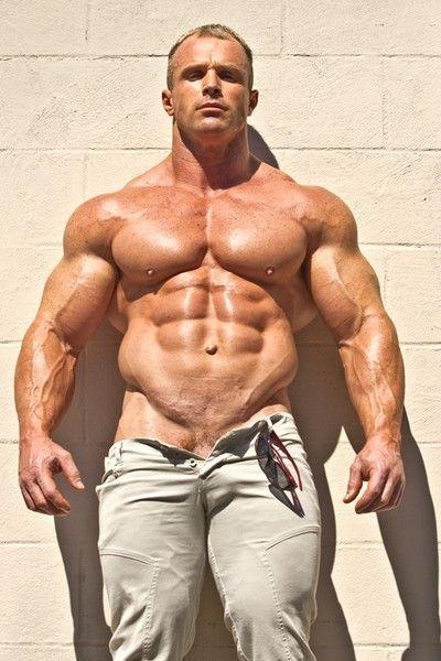 lifecomesfrommen: Con Demetriou - Australian Bodybuilder