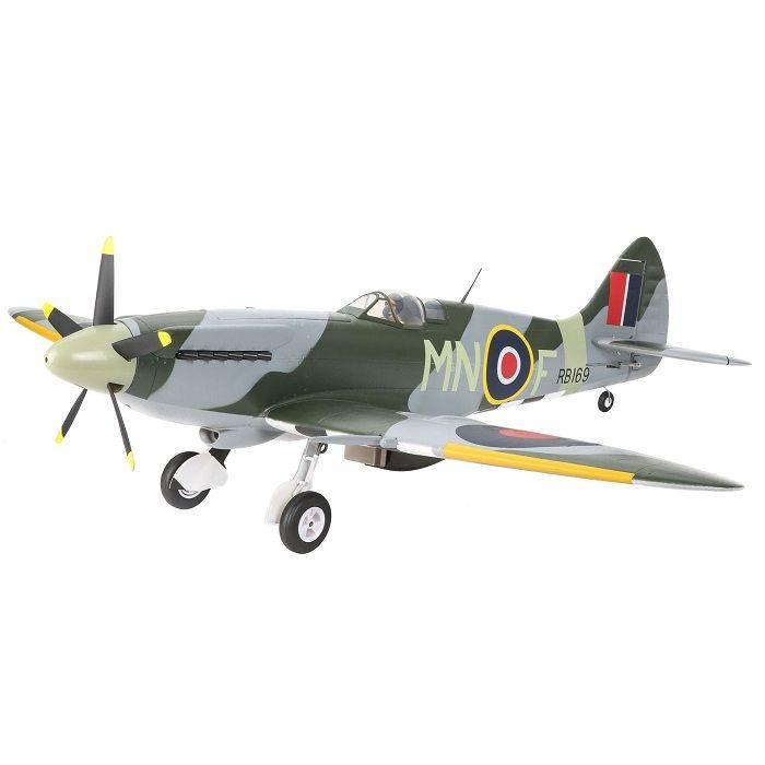 E-flite Spitfire Mk XIV 1.2m BNF Basic