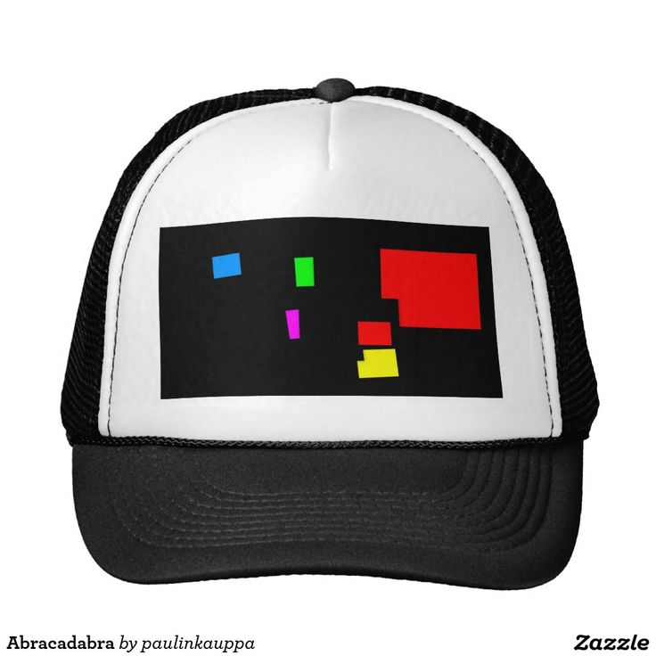 Abracadabra Trucker Hat