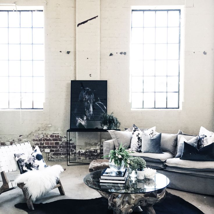 Styling for Heirloom Loft Apartments in Fremantle. Industrial meets Coastal. Hawtrey Interiors