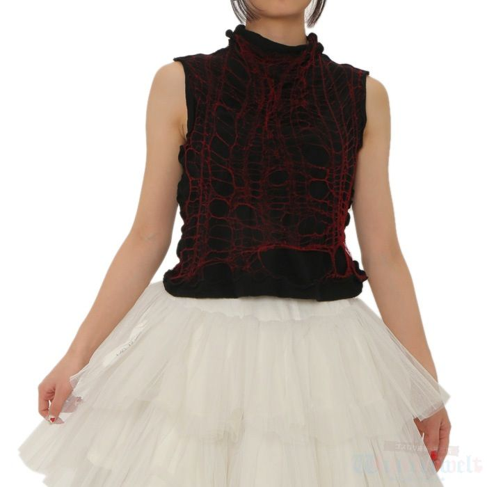 ♡ alice auaa ♡ NET Sleeveless cut http://www.wunderwelt.jp/products/detail1159.html ☆ ·.. · ° ☆ How to buy ☆ ·.. · ° ☆ http://www.wunderwelt.jp/user_data/shoppingguide-eng ☆ ·.. · ☆ Japanese Vintage Lolita clothing shop Wunderwelt ☆ ·.. · ☆ #gothic