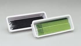 Vivadent Brush Applicators Disposable Application Aid for Varnishes Gels and Sealants Packages of 50 Brushes . $10.90