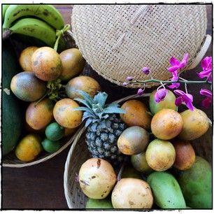 Shop local….fruit bowls full $5.00 well spent