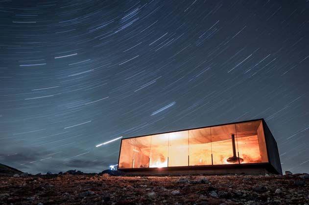Wild Reindeer Centre Pavilion in Norway