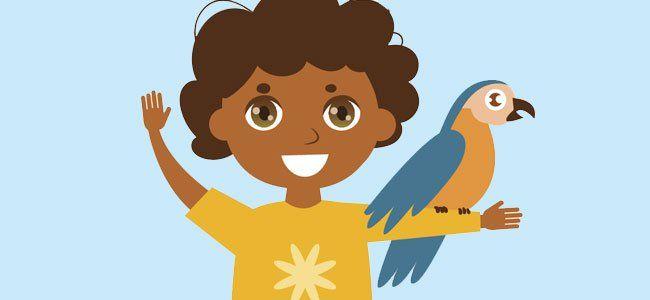 Este cuento para niños sobre la libertad y cómo utilizarla sin interferir en la de los demás.