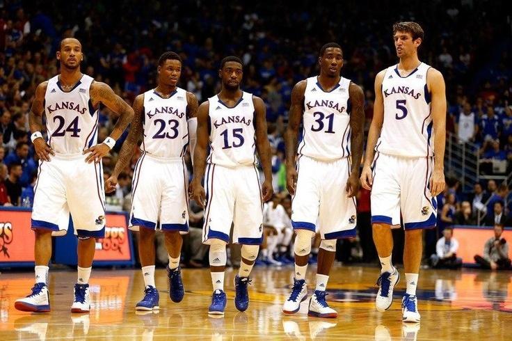 Gonna miss these guys kansas jayhawks basketball kansas