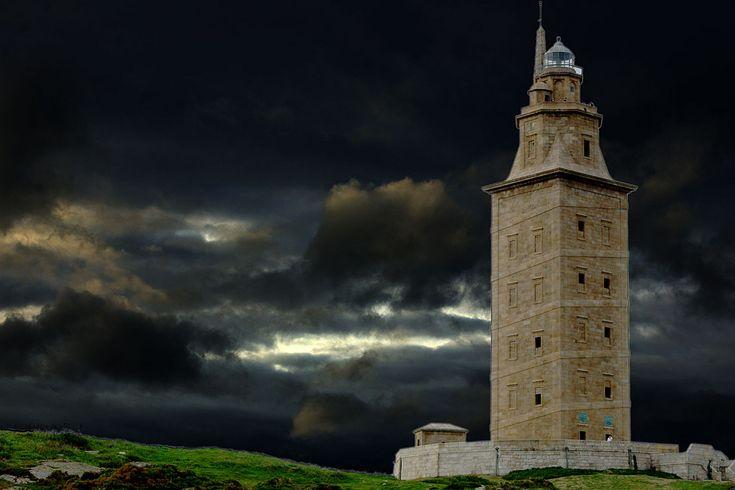 A Coruña-Torre de Hércules