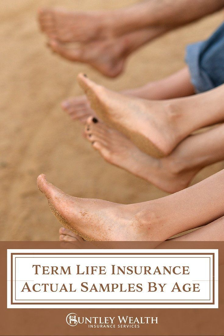 Term and whole life insurance quotes by age.  Sample quotes from top rated carriers for 50-75 years old. #lifeinsurance #huntleywealth Life Insurance, Life Insurance tips, #LifeInsurance
