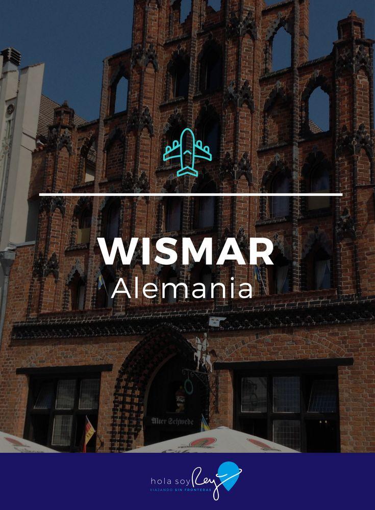 La ciudad hanseática Wismar es una ciudad en el estado federado de Mecklemburgo-Pomerania Occidental, Alemania. Está situada a orillas del mar Báltico en la bahía de Wismar, que goza de la protección de la isla de Poel.
