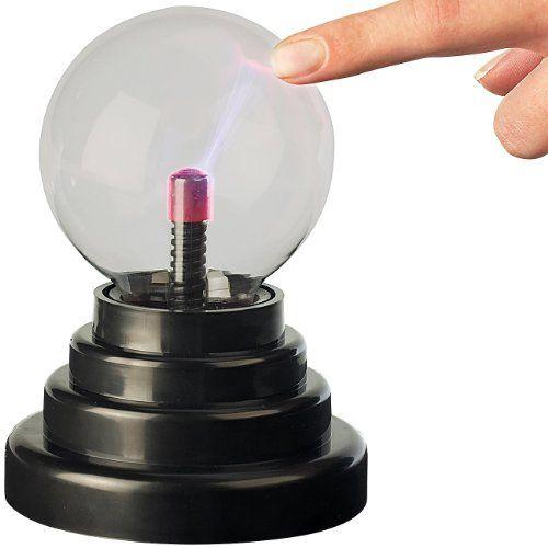 PEARL USB-Plasmakugel für Ihren Arbeitsplatz :: auf ztyle.de