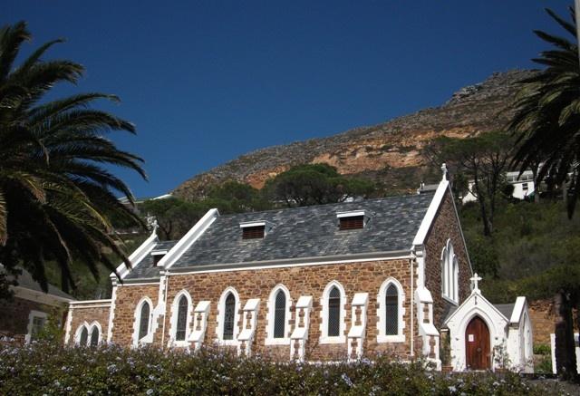 Catholic Church, Simon's Town, Cape Town, South Africa