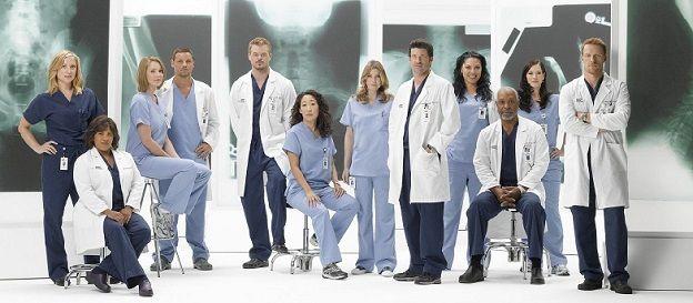 Grey's Anatomy capitulos online | SeriesZone