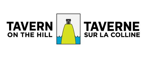 staycation ideas, lunch at Tavern on the Hill