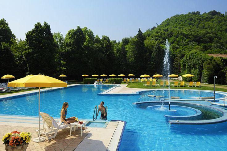 Thermae Abano Montegrotto -www.visitabanomontegrotto.com - Terme Preistoriche - Piscina Termale, thermal swimming pool, thermalbad, hot springs, горячие источники, термы, spa, relax & wellness!
