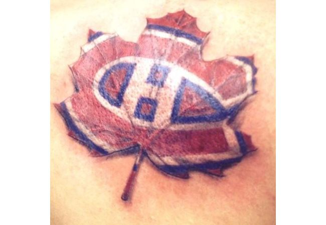 Top 25 Montreal Canadiens Tattoos