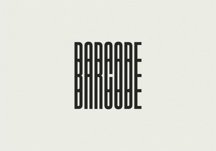 Barcode Logo by Megadesign