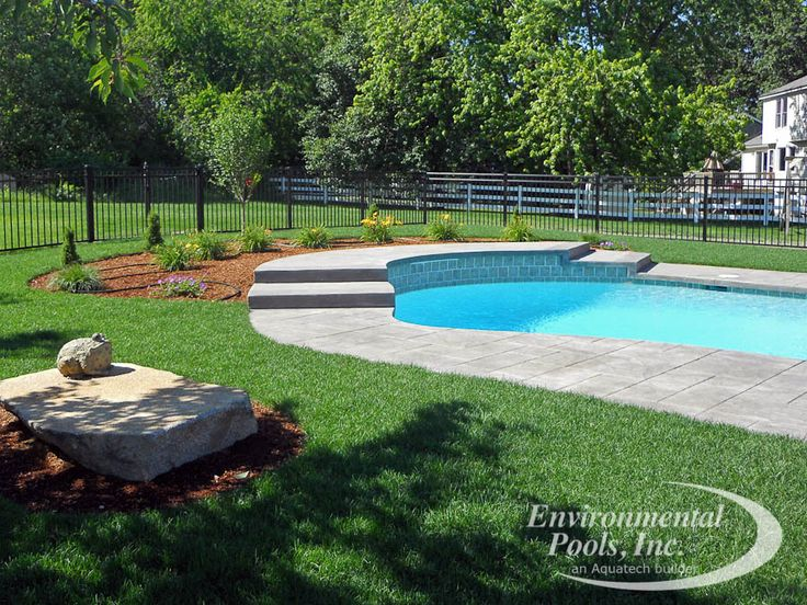 Swimming Pool Photo Gallery - Pool Construction by Environmental Pools
