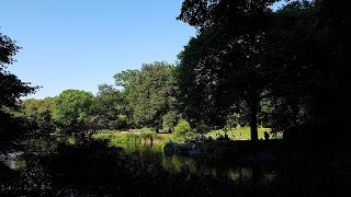 The Compleat Traveller: NYC Day 19: In Which I Wander from one Museum to A...