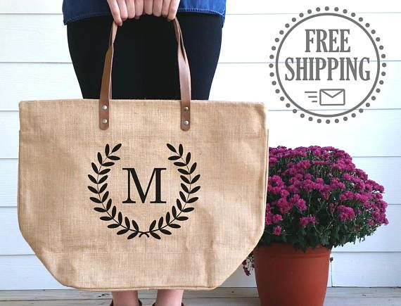 Mom Christmas Gift for Mom Gift Personalized Gift for Mom Gift Christmas Gifts for Mom Personalized Gift from Daughter Monogrammed Tote Bag by Chatham Place