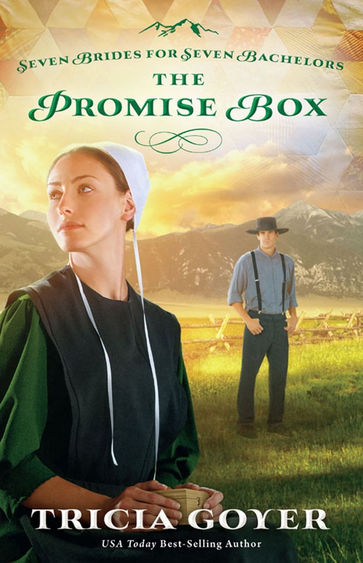 Every year, young Amish men descend on the cozy little town of West Kootenai, Montana, arriving in the spring to live there for six months and receive 'resident' status for the hunting season in the fall. They arrive as bachelors, but go home with brides! In The Promise Box, the second book of best-selling author Tricia Goyer's Seven Brides for Seven Bachelors series, Lydia Wyse, a book editor from Seattle who grew up Amish, returns to the small community of West Kootenai to give comfort to…