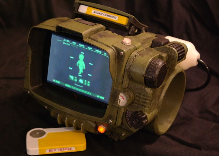 Missed Out On Ordering The Fallout 4 Pip-Boy? You Can Build Your Own