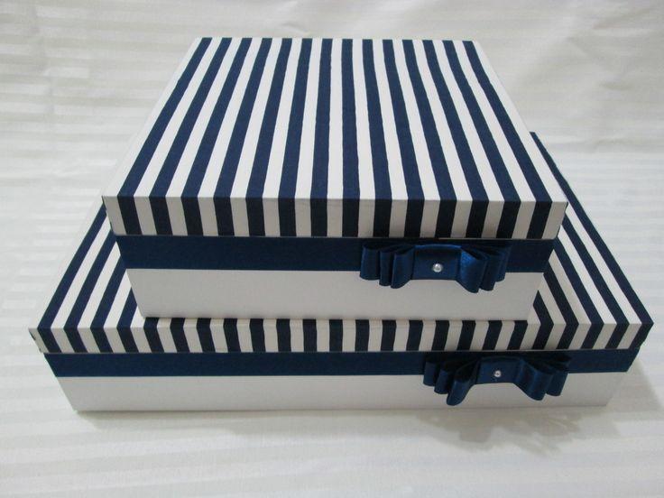 Caixa Kit Toilette | Ciranda Artesanato | Elo7
