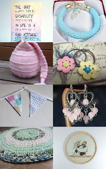 Pretty Pastels by Nancy on Etsy--Pinned with TreasuryPin.com