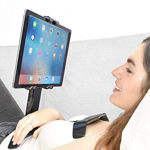 TSTAND IPad Stand Holder for Bed Tablet - Multi-Use, Univ...