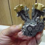 Harley Davidson Knucklehead - Photo © Jerry Kieffer