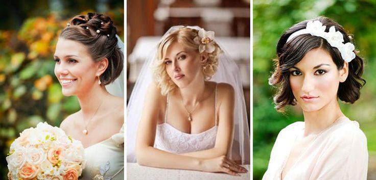 25 noivas provam que você não precisa ter cabelos longos para casar - eNoivado