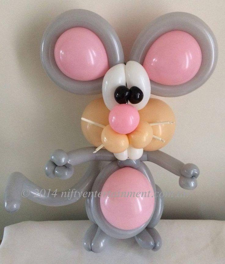 balloon mouse More