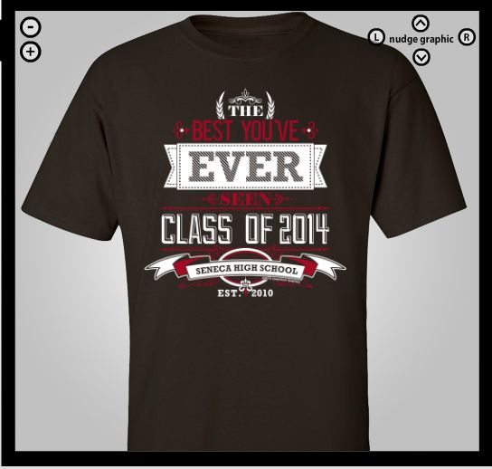 16 best senior class t shirt design images on pinterest