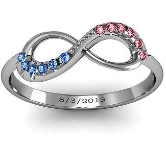 """Verjaardagscadeau voor de liefde van je leven """"symbool = oneindig"""""""