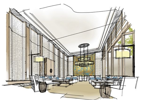 8 Best Process Images On Pinterest Architecture Drawings Architectural Sketches And