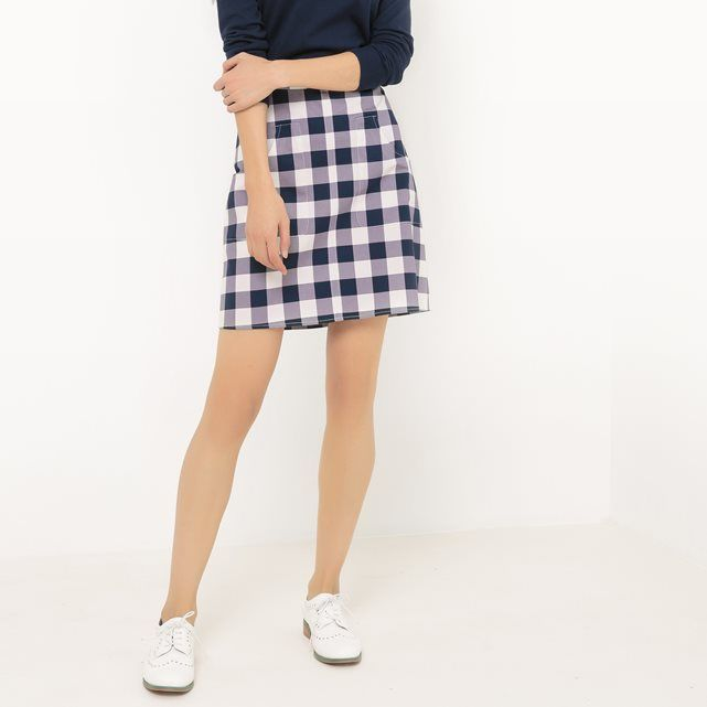 Image Gingham A-Line Skirt R édition