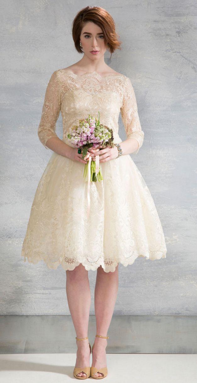Cocktail Wedding Dresses for Ladies