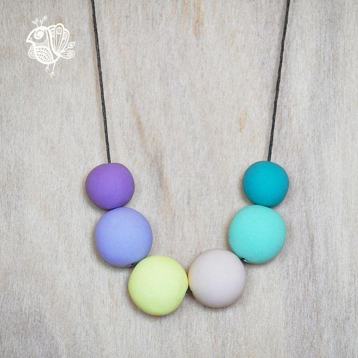Handmade Originals Necklace - Cockatoo
