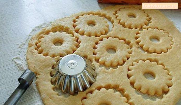 Быстрое песочное тесто по нашему семейному рецепту! Практически авторское!