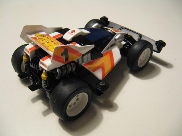Dash 1 Emperor restored by Aran | Mini 4WD | #Mini4WD | #Tamiya