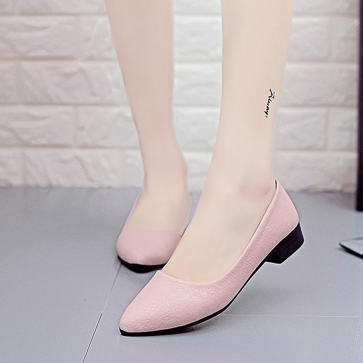 $5.38 (Buy here: https://alitems.com/g/1e8d114494ebda23ff8b16525dc3e8/?i=5&ulp=https%3A%2F%2Fwww.aliexpress.com%2Fitem%2F4-Colors-Women-s-Shoes-Shallow-Mouth-Pointed-Flats-Zapatos-Mujer-Sweet-Elegant-Ladies-Shoes-Slip%2F32738752253.html ) 4 Colors Women's Shoes Shallow Mouth Pointed Flats Zapatos Mujer Sweet Elegant Ladies Shoes Slip on Work Wear Shoes Woman 2017 for just $5.38