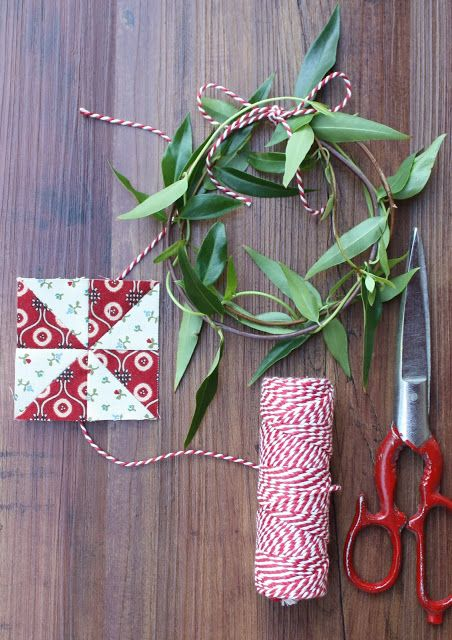 Temecula Quilt Company: We Wish You A Mini Christmas | Block Seven