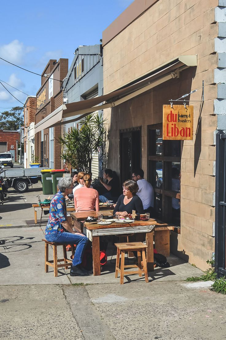 Du Liban Bakery and Roasters. In the heart of Marrickville's industrial area - baked Lebanese treats and serious coffee | heneedsfood.com