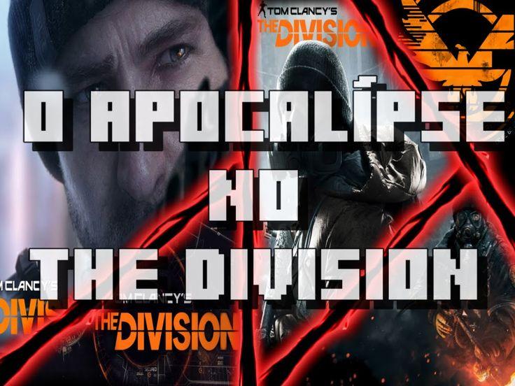 Prévia: Apocalípse no, The Division.